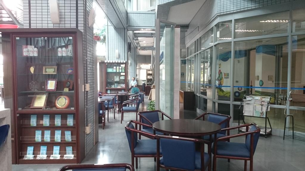 休憩閱覽區2